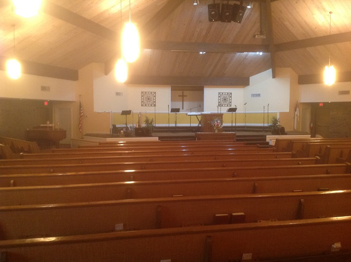 sanctuary Grace Assembly Photo Adults
