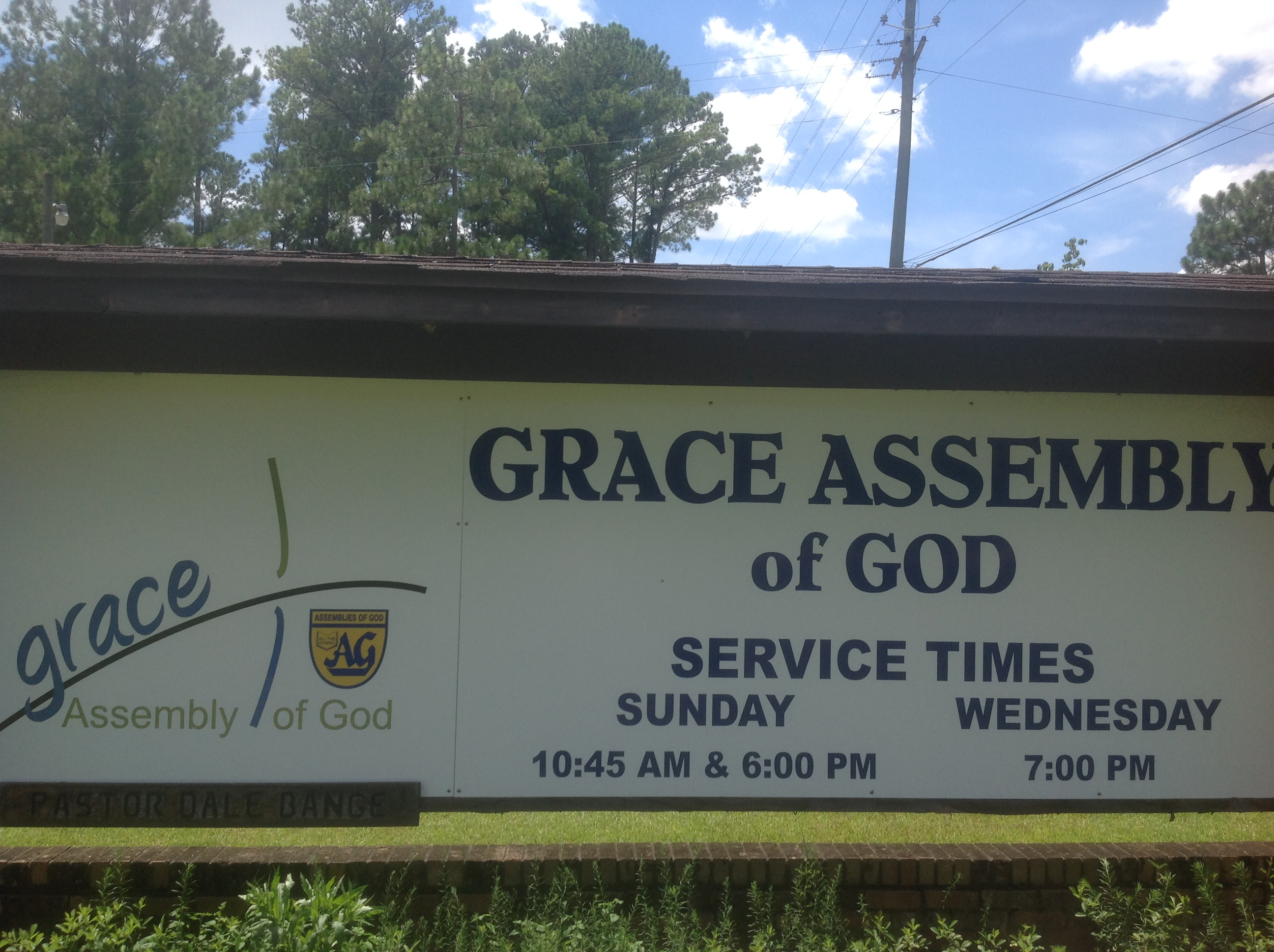 Grace Assembly of God In Jesup