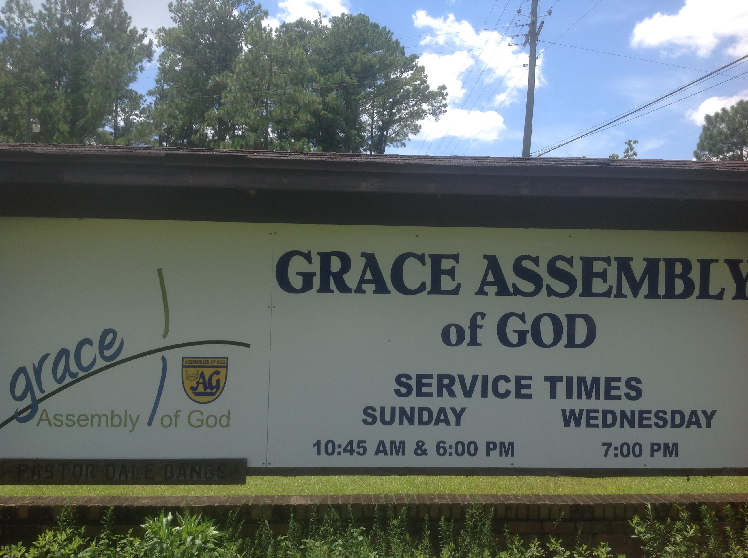 Grace Assembly of God In Jesup